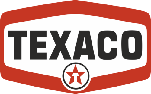 Texaco USA Gasoline