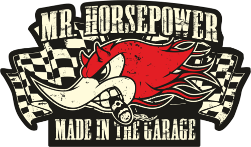 Mr.Horsepower - Made in Garage