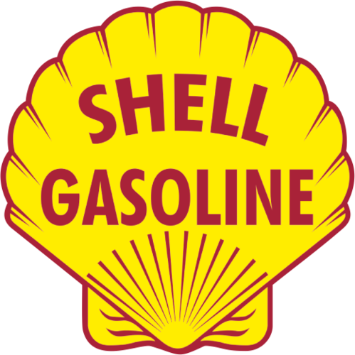 Shell Old Gasoline